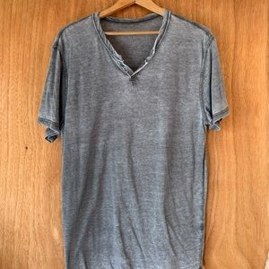 Worn once- Lucky  Brand Henley size Large